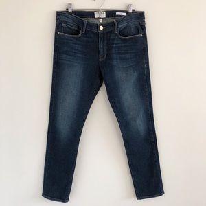 🆕 Frame Denim Le Garçon Jeans in Bedford 30